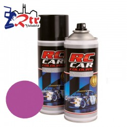 Magente Fluorescente Pintura Lexan con aditivo anti Nitro 150Ml