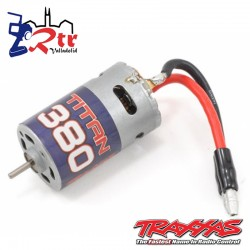 Motor Titan 380 18T TRA7075