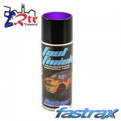 Pintura Fastrax Lexan Helado Púrpura con aditivo anti Nitro 150Ml