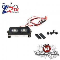 HobbyTech Luces LED Ovalados aluminio 61 mm