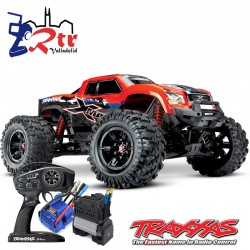 Traxxas X-Maxx 1/5 Monster Truck Brushless 8s Rojo
