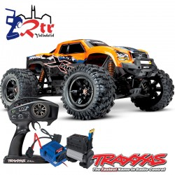 Traxxas X-Maxx 1/5 Monster Truck Brushless 8s Anaranjado