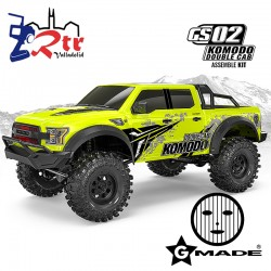 Gmade Gs02 Komodo Double Cab 4WD 1/10 Crawler Kit