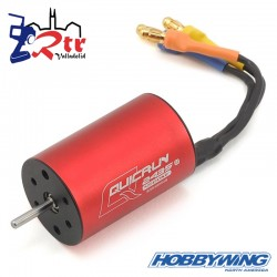 Hobbywing QuicRun 2435 4500kV Sensorless Motor 1/16 y 1/18