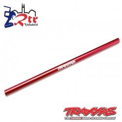 Cardan Palier Transmisión aluminio Rojo Traxxas TRA6755R