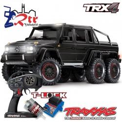 Traxxas TRX-4 6wd 1/10 Scale & Trail Crawler Mercedes G63 AMG Negro