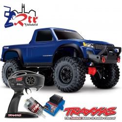 Traxxas TRX-4 4wd 1/10 Crawler Sport Azul