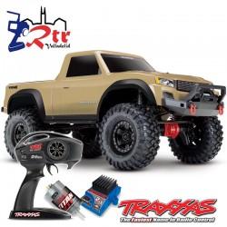 Traxxas TRX-4 4wd 1/10 Crawler Sport Marron