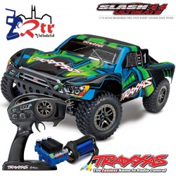 Traxxas Slash VXL LGC Brushless Ultimate TSM 4x4 RTR