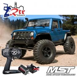 MST Crawler CFX-W JP1 4Wd 1/10 RTR Azul