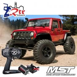 MST Crawler CFX-W JP1 4Wd 1/10 RTR Rojo