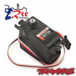 Servo Traxxas digital Waterproft contra agua Rodamientos Metálicos TRA2075x