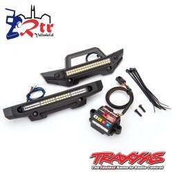 Kit de luz LED Maxx completo incluye amplificador de potencia de alto voltaje TRA8990