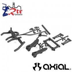 Componentes de la jaula trasera Axial AX31320 RR10