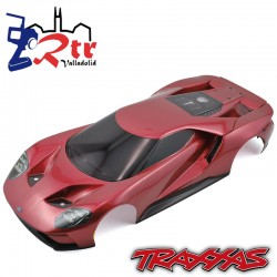 Carrocería cuerpo Traxxas 4TEC Ford Gt
