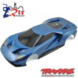 Carrocería cuerpo Traxxas 4TEC 2.0 Ford Gt Azul TRA8311R