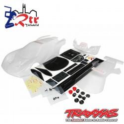 Carrocería cuerpo Traxxas 4TEC 2.0 Ford Gt Transparente...