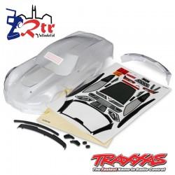 Carrocería Traxxas 4TEC 2.0 Chevrolet Corvette Z06  Transparente TRA8386