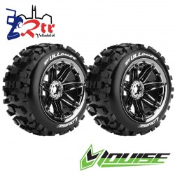 Ruedas 17mm Monster Truggy Louise ST-ULLDOZE Pegadas Rellena