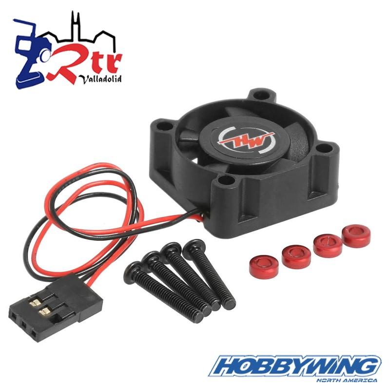 Hobbywing Fan Ventilador Fan for AXE 1.1 2510BH 6V 18000RPM