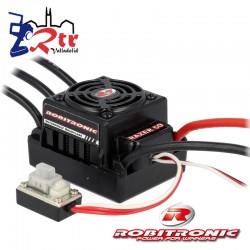 Variador Esc 50Amp Robitronic Razer ten Brushless 2 y 3S R01221