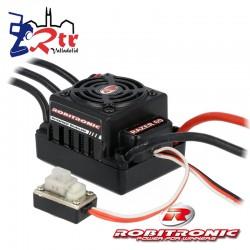 Variador Esc 60Amp Robitronic Razer ten Brushless 2 y 3S R01222
