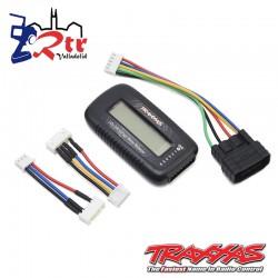 Comprobador / equilibrador de voltaje de celda LiPo TRA2968X