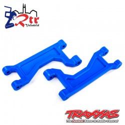 Brazos de suspensión Superiores Traxxas Azul TRA8929X