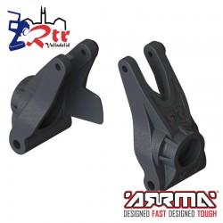 Bujes Traseros Arrma 4x4 AR330467