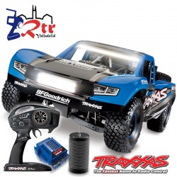 Traxxas Unlimited Desert Racert con led 4wd Brushless Short Course 1/6 Traxxas