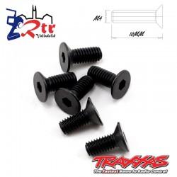 Tornillos Hexagonales 4X10 mm 6 Unidades Traxxas TRA2535