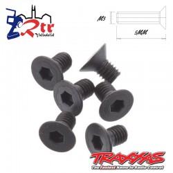 Tornillos Traxxas Hexagonales 3X5 mm 6 Unidades TRA2549