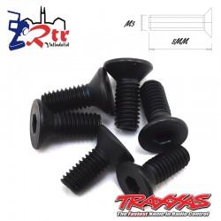 Tornillos Hexagonales 3X8 mm 6 Unidades Traxxas TRA2550