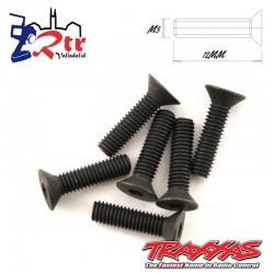 Tornillos Hexagonales 312 mm 6 Unidades Traxxas TRA2552