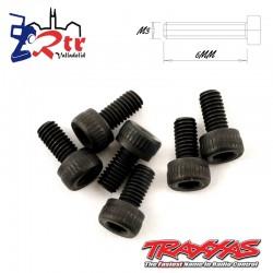 Tornillos Hexagonales 3X6 mm 6 Unidades Traxxas TRA2554
