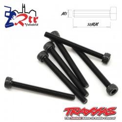 Tornillos Hexagonales 3X30 mm 6 Unidades Traxxas TRA2557