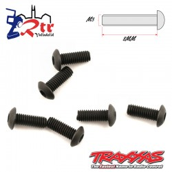 Tornillos Hexagonales 3X6 mm 6 Unidades Traxxas TRA2576