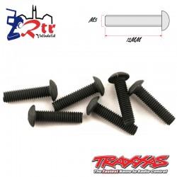 Tornillos Hexagonales 3X12 mm 6 Unidades Traxxas TRA2578