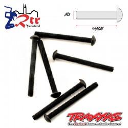 Tornillos Hexagonales 3X30 mm 6 Unidades Traxxas TRA2582