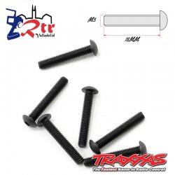 Tornillos Hexagonales 3X18 mm 6 Unidades Traxxas TRA2583