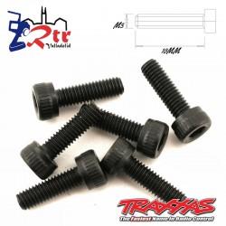 Tornillos Hexagonales 3X10 mm 6 Unidades Traxxas TRA2587