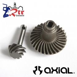 AR44 Conjunto de engranaje cónico 30T/8T Axial AX31530