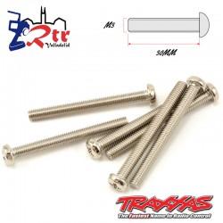 Tornillos Estrella 3x30mm 6 Unidades Traxxas TRA2572