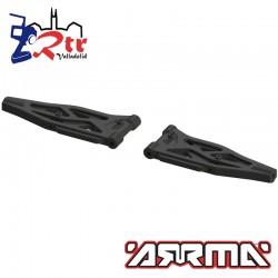 Brazos de Suspensión delantero inferior Arrma AR330219