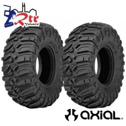 Ruedas 1.9 Ripsaw Axial Compuesto R35 2 piezas AX12016