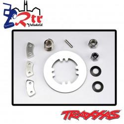 Traxxas kit de reparación embrague sliper discos aluminio TRX5352R