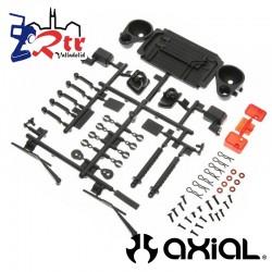 Detalles para carrocería Jeep Rubicon Axial AX31574