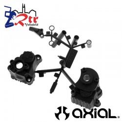 Caja para dos velocidades 2 mitades SCX10 II Axial AX31375