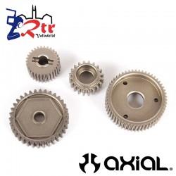 Juego de engranajes metálicos de transmisión Axial UTB AXI232012