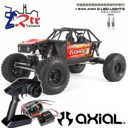 Axial Capra 1.9 Unlimited Trail Buggy 1/10 4WD RTR Rojo
